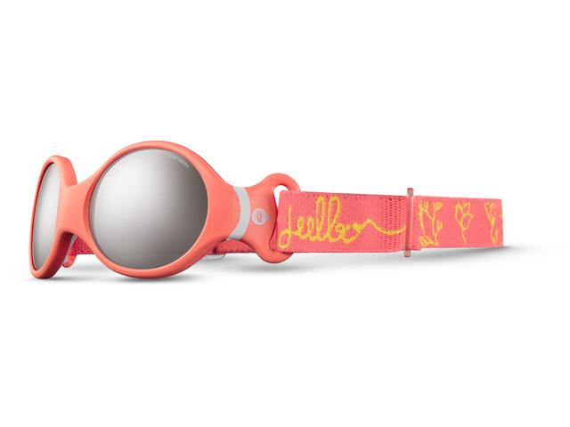 Julbo Loop S Spectron 4 Sunglasses Kids, coral/grey